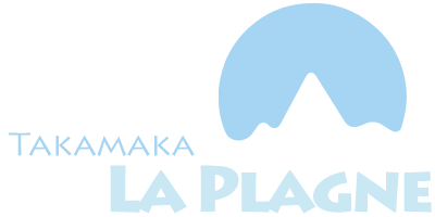 Takamaka la plagne logo