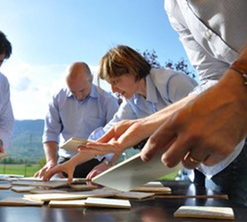 Team building La Plagne
